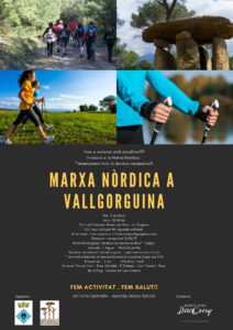 Nordic Walking in vallgorguina